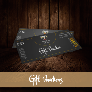 Hearth of the Ram Gift Voucher